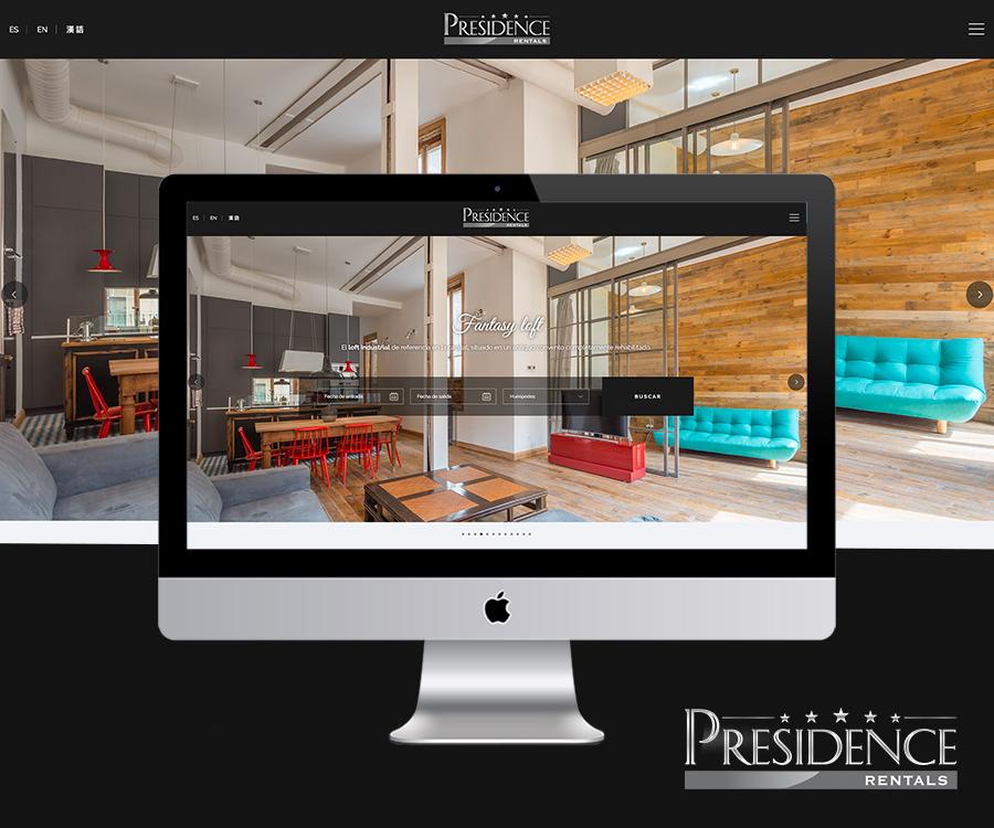 http://www.presidence.rentals