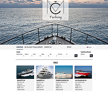yachting.martinchedler.com